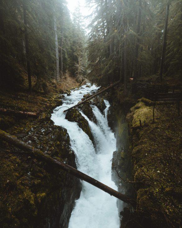 Top 10 Pacific Northwest Waterfalls