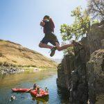Whitewater Rafting, Lower Salmon Canyon, Near Lewiston, Idaho. Photo Credit: Idaho Tourism