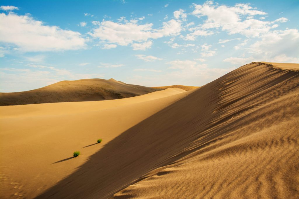 Bruneau Sand Dunes, Mountain Home, Idaho. Photo Credit: Idaho Tourism