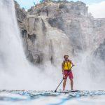 Paddle Boarding, Shoshone Falls, Twin Falls, Idaho. Photo Credit: Idaho Tourism