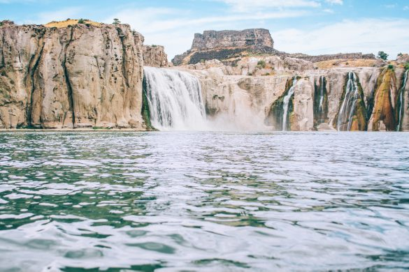 Shoshone Falls, Twin Falls, Idaho. Photo Credit: Idaho Tourism