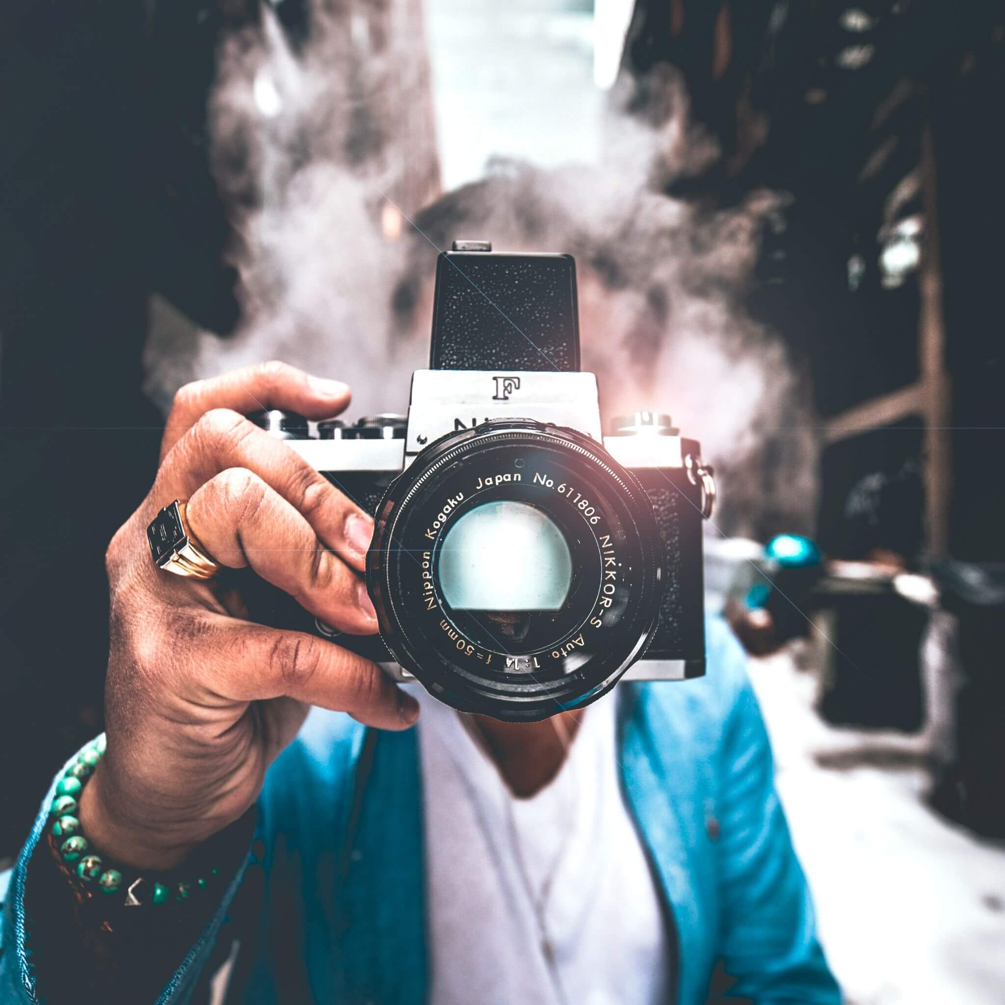Finding + Shooting Powerful Urban Photo Concepts
