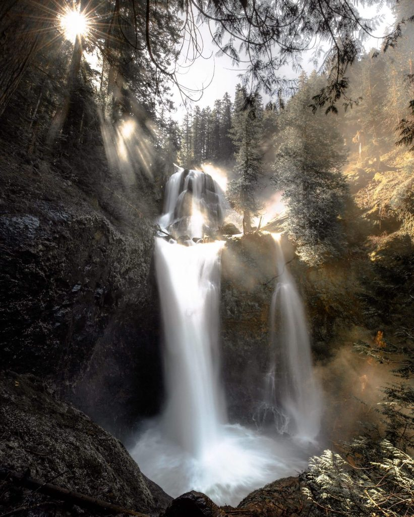 Beautiful gorge