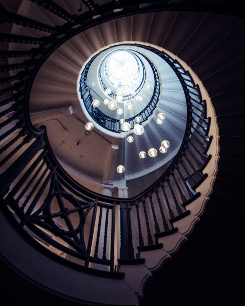 @blairy_boy Spiral Staircase Photo