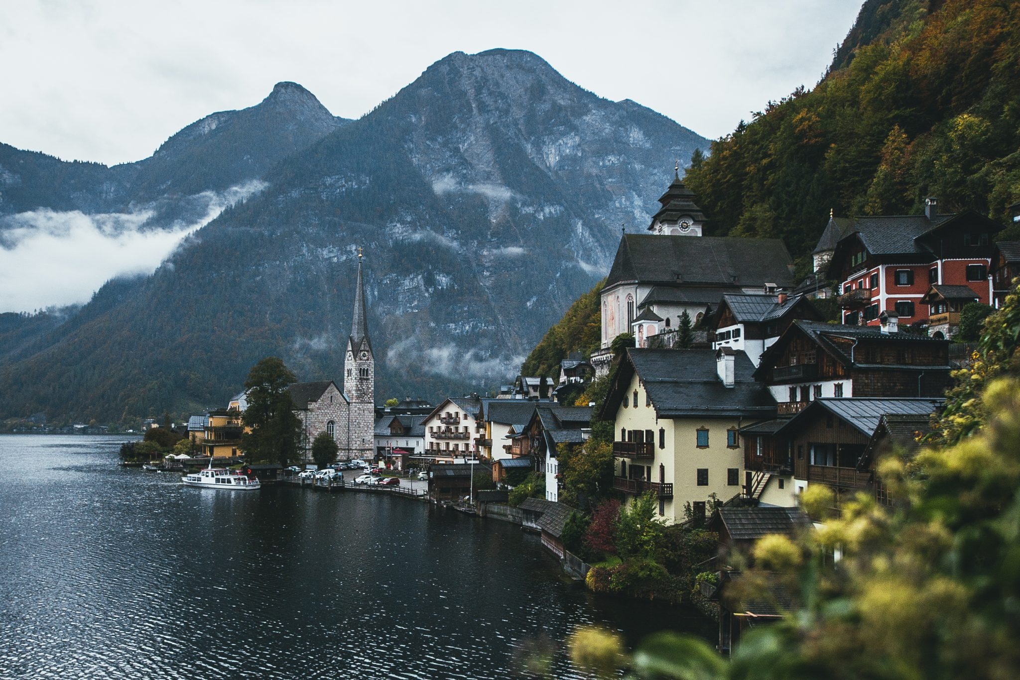 THE BEST SPOTS TO VISIT IN THE ALPS