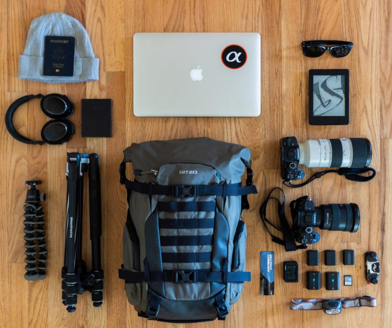 What's In My Bag: A Hybrid Shooter's Kit For Travel Landscapes
